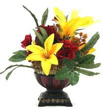 coffee table floral arrangements flower arrangements for coffee tables custom silk flower arrangement