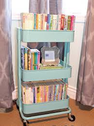 storage ideas the best little cart ever u2026 ikea raskog raskog