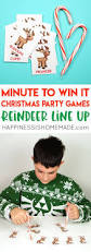 Christmas Party Minute To Win It Games Christmas Minute To Win It Games Host The Best Christmas Party