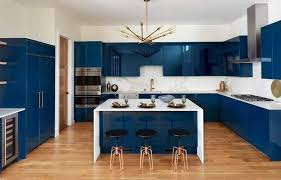 what color floor with blue cabinets 33 blue and white kitchens design ideas designing idea