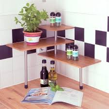 etageres de cuisine etagère de cuisine bambou achat vente meuble étagère etagère de