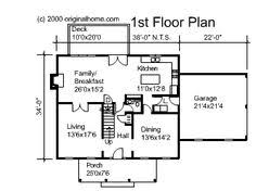 center colonial floor plan colonial floor plans what makes colonial colonial tiny