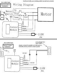 Overhead Door Remote Controls by Garage Door Remote Control Schematic Contemporary Garage Door