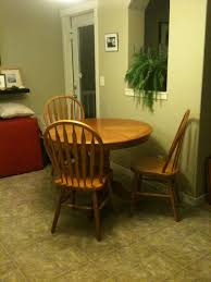 kitchen table painted dining table paint over varnish without