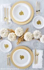 the 25 best thanksgiving plates ideas on fall table