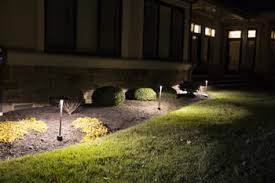 Where To Place Landscape Lighting Primary Grounds Landscape Lighting Snow Removal Center Grove