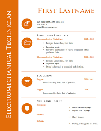 Free Resume Template Doc 5 Best Examples Of Resume Tips 2015 Doc Format Best Word Doc