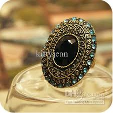 big fashion rings images 2018 blue oval style big rings fashion jewelry fashion rings women jpg