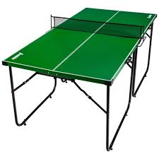 franklin sports quikset table tennis table mid size table tennis table official height table tennis indoor