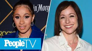 trading spaces host cardi b addresses pregnancy rumors trading spaces host paige