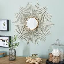 Miroir Soleil Ikea by Miroir Design Industriel Miroir Mural Sur Pied Leroy Merlin