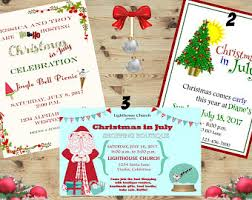 ticket invitations mingle and jingle
