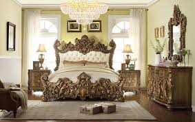 renaissance bedroom furniture 5 pc romanesque ii renaissance style king bedroom set with tufted