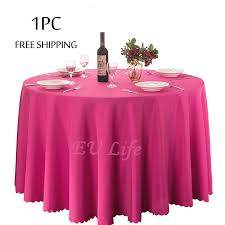Cheap Table Cloths by Designer Round Tablecloths Promotion Shop For Promotional Designer