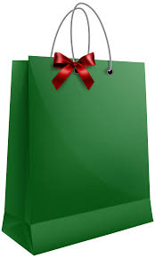green gift bow green gift bag with bow png clip image gallery yopriceville