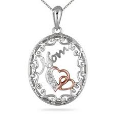 engraved pendants diamond heart engraved pendant in 18k gold plated
