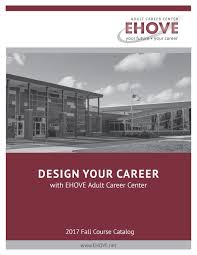 ehove fall 2017 catalog by ehove career center issuu