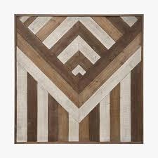 geometric wood wall dear keaton