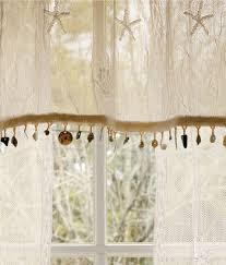 Bathroom Window Valance by Country Curtains Love The Valance For A Beachy Bathroom For