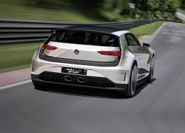 Volkswagen Gte Price Vw Golf Gte Sport The Outrageous Carbon Bodied 400bhp Hybrid Gti