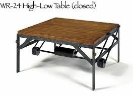 mark cutler design the ultimate adjustable coffee table