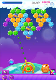 pleasant colored bubbles game bubble shooter games 224 coloring page