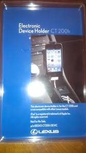 lexus toronto forum fs electronic device holder toronto canada