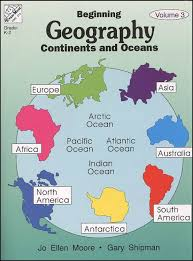 beginning geography continents and oceans 003416 details