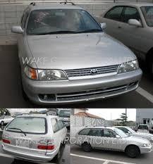 toyota corolla touring wagon 2000 toyota corolla touring wagon rhd japanese used car buy used