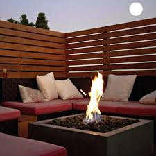 outdoor deck fireplace kits on safety square modern charcoal wood