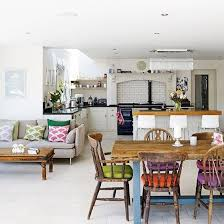 Kitchen Living Space Ideas Best 25 Open Plan Kitchen Diner Ideas On Pinterest Diner