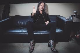 Kirk Hammett Metallica U0027s Kirk Hammett