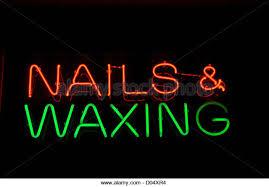 nail shop nails salon stock photos u0026 nail shop nails salon stock