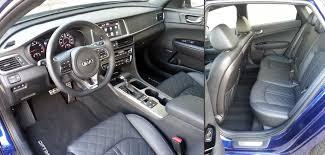 Kia Optima 2015 Interior Test Drive 2016 Kia Optima Sx L The Daily Drive Consumer