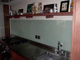 credence cuisine verre en verre et contre tout réalisations verrerie credence de cuisine