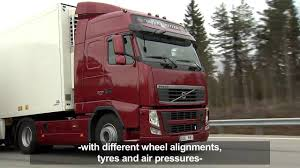 2010 volvo truck volvo trucks test shows that simple measures can cut fuel cost