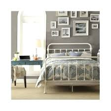 headboard queen size metal bed headboard and footboard in gold