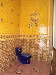 mexican tile bathroom ideas lovely mexican tile bathroom small tiles 26659 home ideas