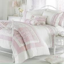 Light Pink Comforter Queen Feminine Bedding Sets Foter