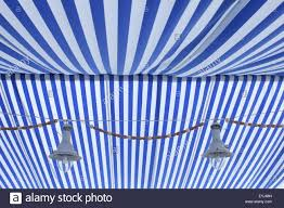 Fabric Patterns by Striped Tent Fabric Patterns Of A Greek Taven Decorated With