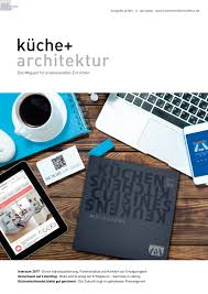 Komplett K Hen K Henzeile Küche Architektur 3 2017 By Fachschriften Verlag Issuu