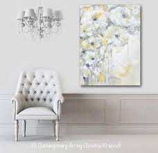 Yellow And Grey Home Decor Grey Wall Decor Turquoise Gray Flower Burst Print Set Home Decor