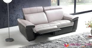 canapé cuir relax électrique canape canape cuir 3 places relax ensemble canapac 2 manuel
