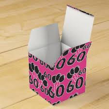 60th birthday party favors 60th birthday favor boxes zazzle