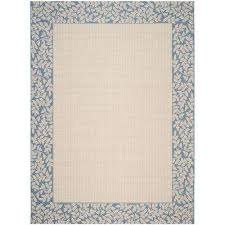 Outdoor Rug 9 X 12 9 X 12 Blue Outdoor Rugs Rugs The Home Depot