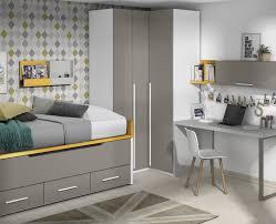 photo de chambre ado chambre ado avec lit gigogne lit amovible meubles ros