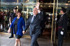 mike pence is a sign of trump u0027s weakness