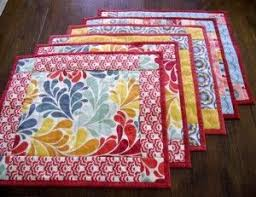 easy quarter placemats tutorial make mitered corners