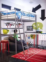 svärta loft bed frame silver color google search kool kids