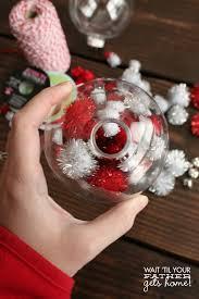 diy pom pom ornament wait til your gets home